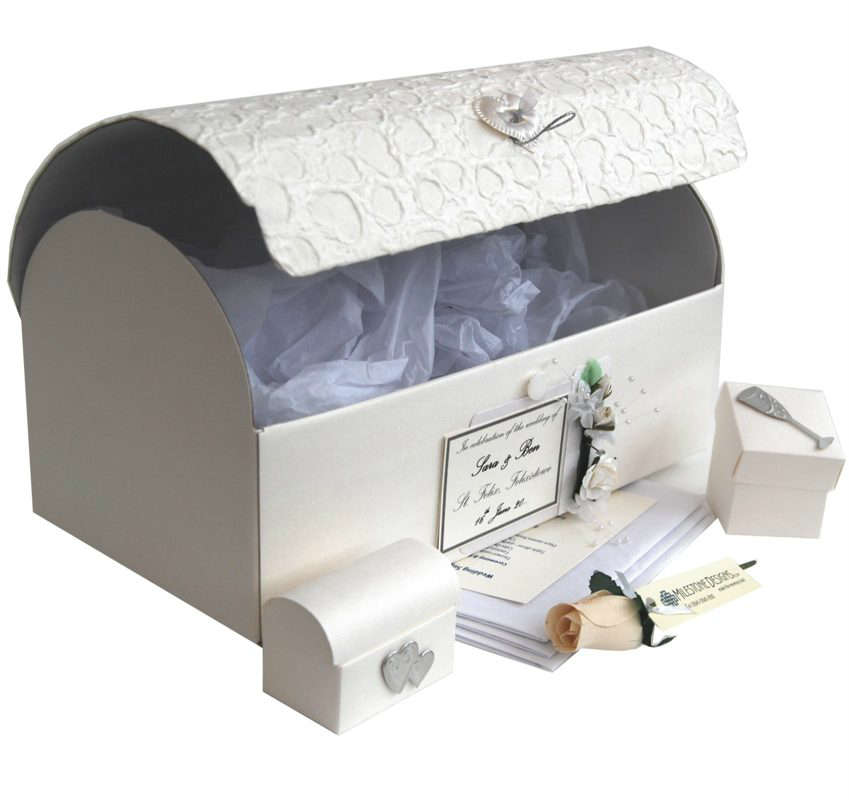 Standard Size Memory Keepsake Chest